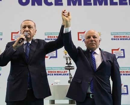 İŞTE 'CUMHUR İTTİFAKI'NIN ERZURUM ADAYLARI