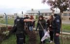 ERZURUM'DA GEZİ PARKI PROTESTOSU