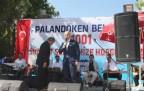 PALANDÖKEN'DEN 1001 SÜNNET ŞÖLENİ