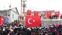 SARIKAMIŞ ŞEHİTLERİ ŞENKAYA'DA ANILDI