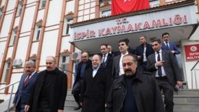 İSPİR'DE KURTULUŞ COŞKUSU - 100.YIL