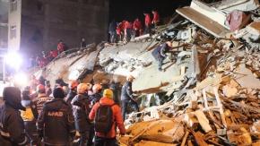 Elazığ#039;da deprem felaketi