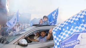 Dadaşlar'ın Süper Lig coşkusu