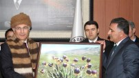 İÇİŞLERİ BAKANI EFKAN ALA, ERZURUM'DA İNCELEMELERDE BULUNDU