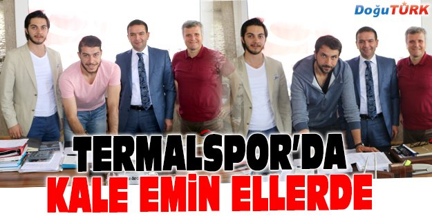 TERMALSPOR'UN KALESİ EMİN ELLERDE
