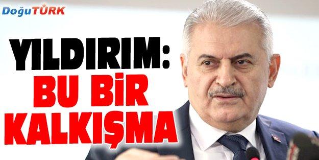 BİNALİ YILDIRIM'DAN FLAŞ AÇIKLAMA