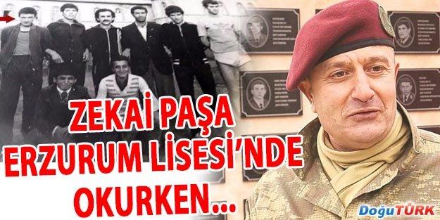 DADAŞ ZEKAİ PAŞA GENÇLİĞİNDE MEĞER...