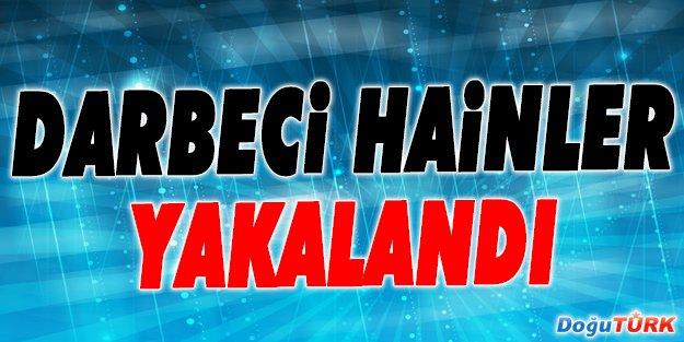 KAÇAN DARBECİ ASKERLER YAKALANDI!