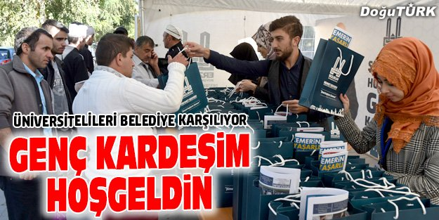 GENÇ KARDEŞİM ERZURUM'A HOŞGELDİN!