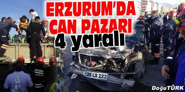 ERZURUM'DA CAN PAZARI