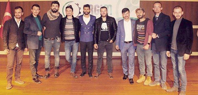 """ERGİM'DEN 'ÇOK GÜZEL HAREKETLER"""""""