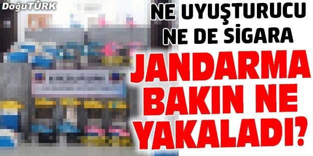 JANDARMA ELE GEÇİRDİ