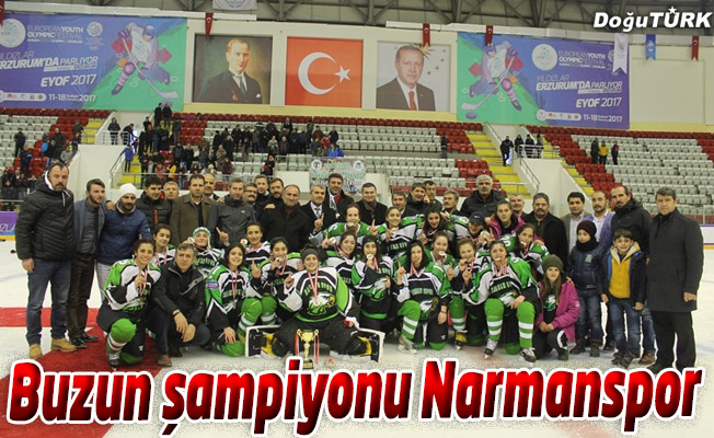 BUZUN ŞAMPİYONU NARMANSPOR