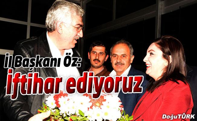 Başbakan Başkan Öz'ü tebrik etti