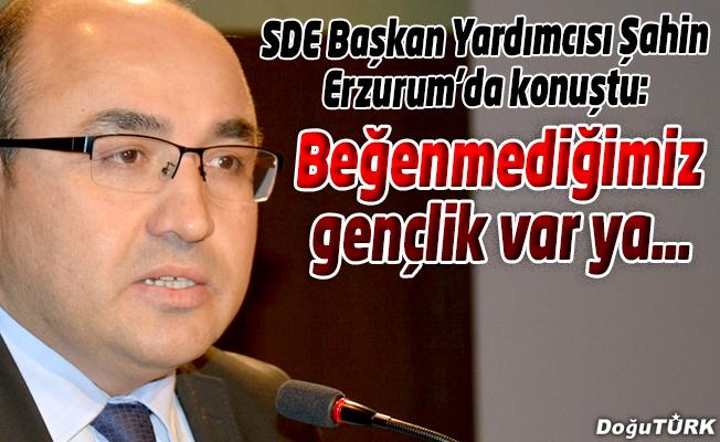 Erzurum'da 15 temmuz konferansı