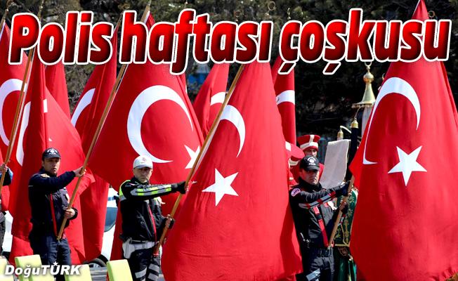 TÜRK POLİS TEŞKİLATI 172. KURULUŞ YIL DÖNÜMÜNÜ KUTLADI