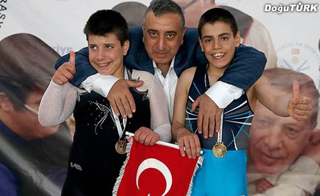 Bingül kardeşler, İzmir'den birincilikle döndü