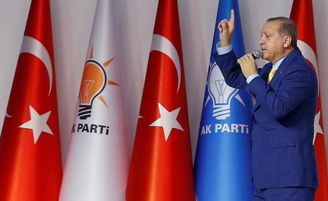 Erdoğan: Adeta bir metal eskimesi görüyorum