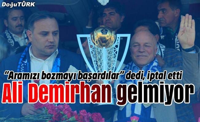 Erzurum'un selameti için yokum