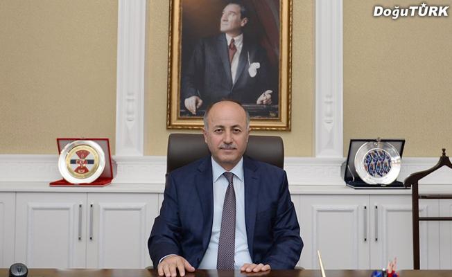"""Vali Azizoğlu'ndan """"Dünya Çevre Günü"""" mesajı"""