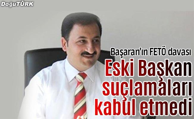 Eski Belediye Başkanı Başaran'ın FETÖ davası