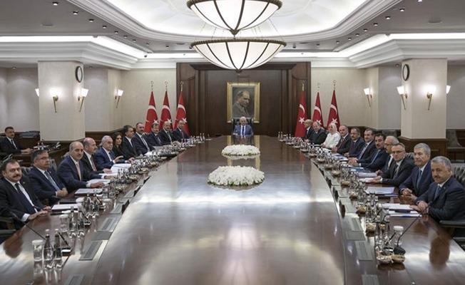 Hükümetteki yeni görev dağılımı belli oldu: İşte Akdağ'ın görevi