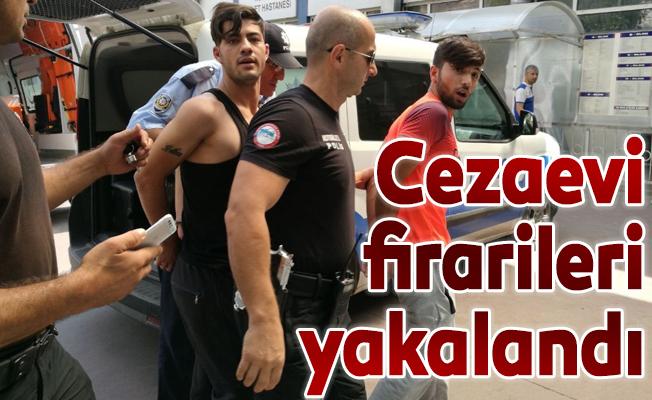 Erzurum Cezaevi'nden firar eden 2 kişi İzmit'te yakalandı