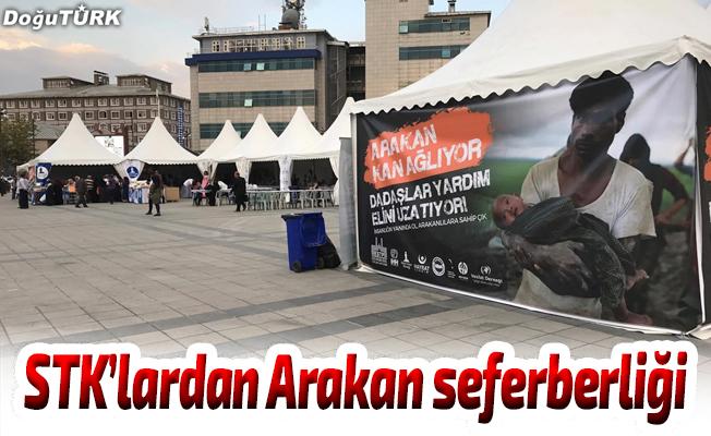 STK'lardan Arakanlı Müslümanlara yardım seferberliği