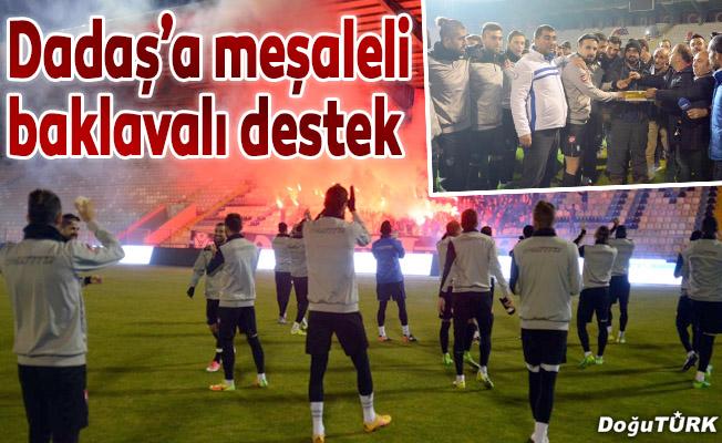 BB Erzurumspor'a moral ziyareti