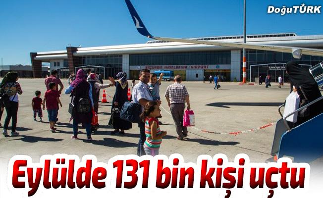 Erzurum Havalimanının uçuş istatistikleri