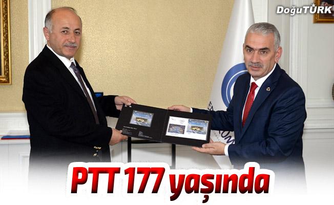 PTT 177 yaşında