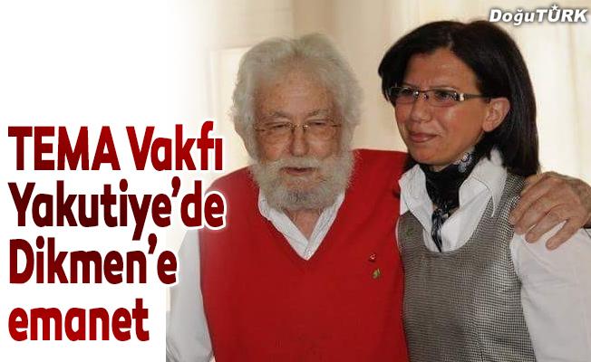TEMA Vakfı Yakutiye'de faaliyetlerine başladı