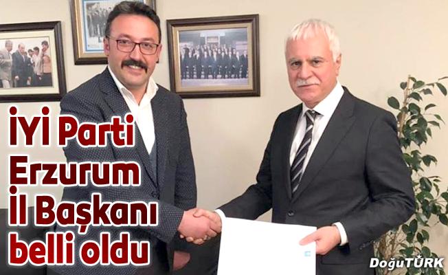 İYİ Parti'de Manisa ve Erzurum il başkanları belli oldu