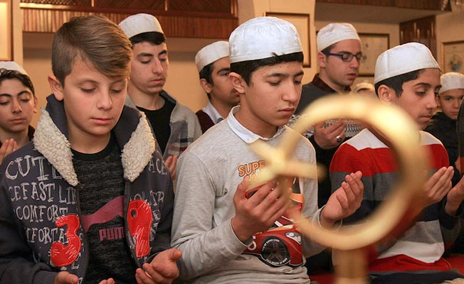 90 bin camide Mehmetçik'e 'zafer duası'