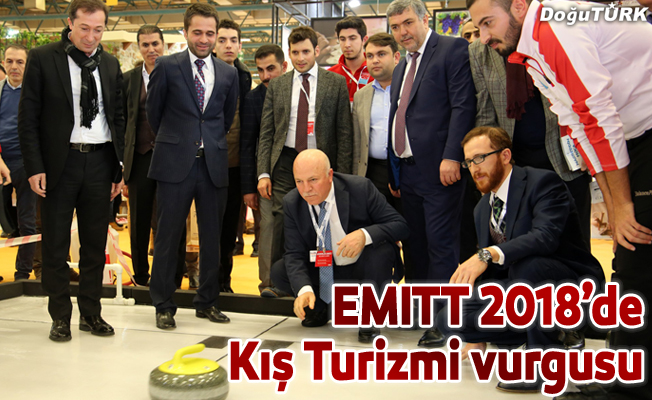 EMITT 2018'de Kış Turizmi vurgusu