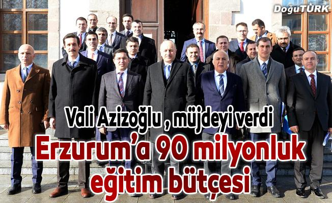 Vali Azizoğlu: 2018 Eğitim yılı olacak