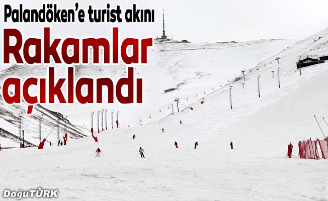 Kış turizminin vazgeçilmez adresi Erzurum'a büyük ilgi