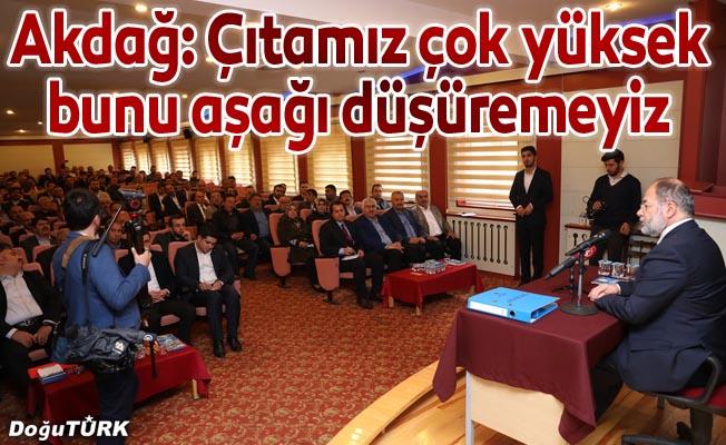 Erzurum'da Sandık Bazlı İstişare