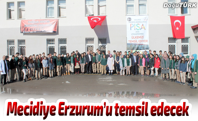 PISA'da Mecidiye Anadolu Lisesi temsil edecek