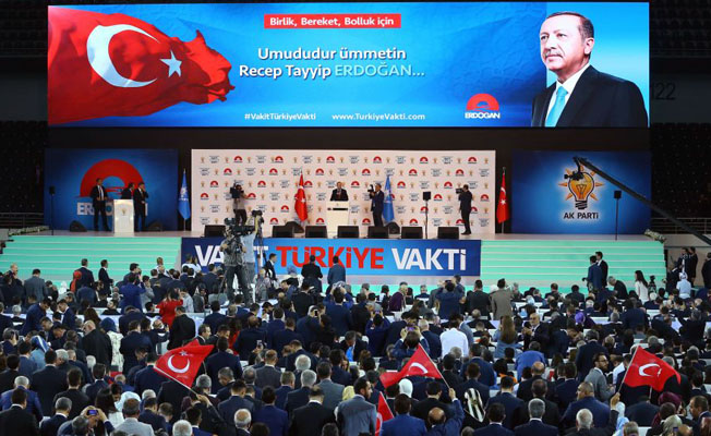 Cumhurbaşkanı Erdoğan, Seçim Beyannamesini açıkladı