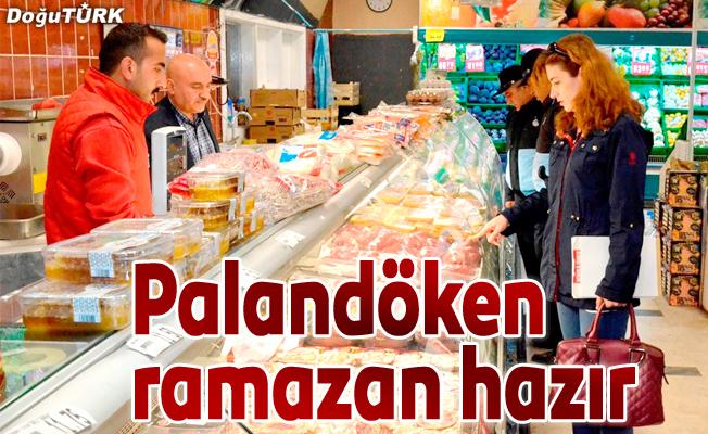 Palandöken Belediyesi ramazana hazır