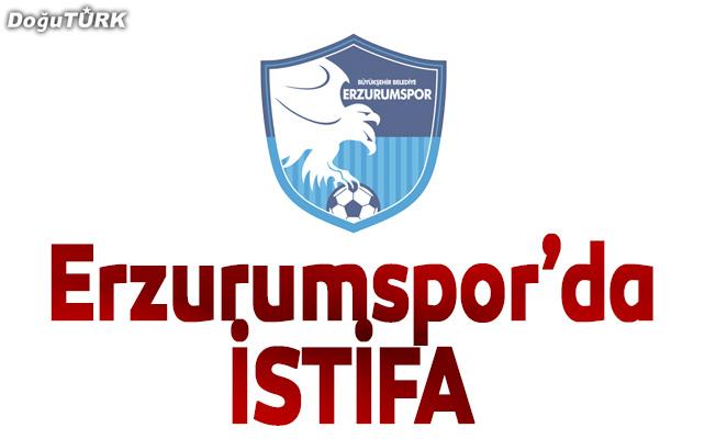 Erzurumspor Yonetiminde Istifa