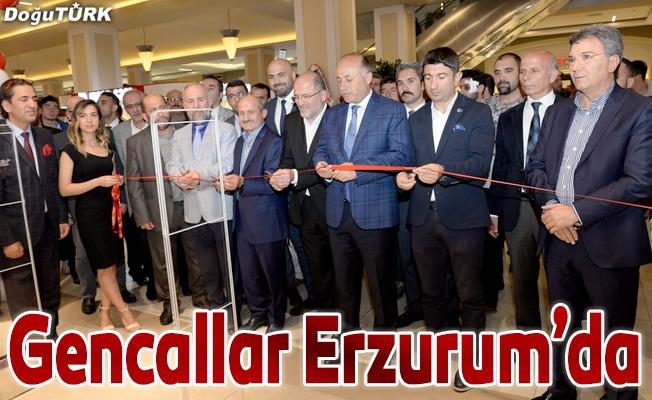 Gencallar Erzurum'da