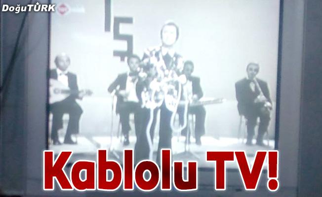 Kablolu TV!