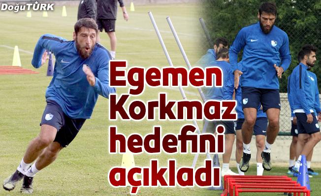 """""""Hedefimiz Süper Lig'de kalıcı olabilmek"""""""