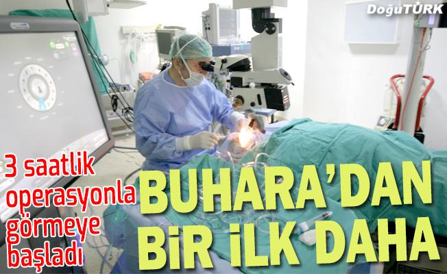Buhara Hastanesi'nden bir hizmet daha