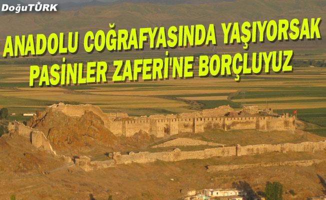 Pasinler Savaşı, Anadolu'nun Türkleşmesine zemin hazırladı