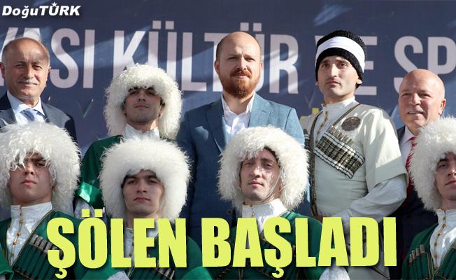 """""""Türk Dünyası Kültür ve Spor Şöleni"""""""