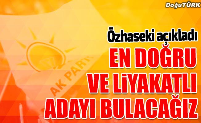 AK Parti'den sürpriz açıklama: Şaşıracaksınız!