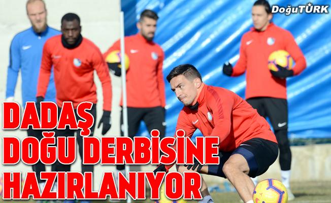 Erzurumspor'da Yeni Malatyaspor maçı hazırlıkları